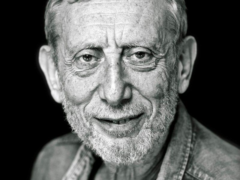 Michael Rosen by M Kavanagh