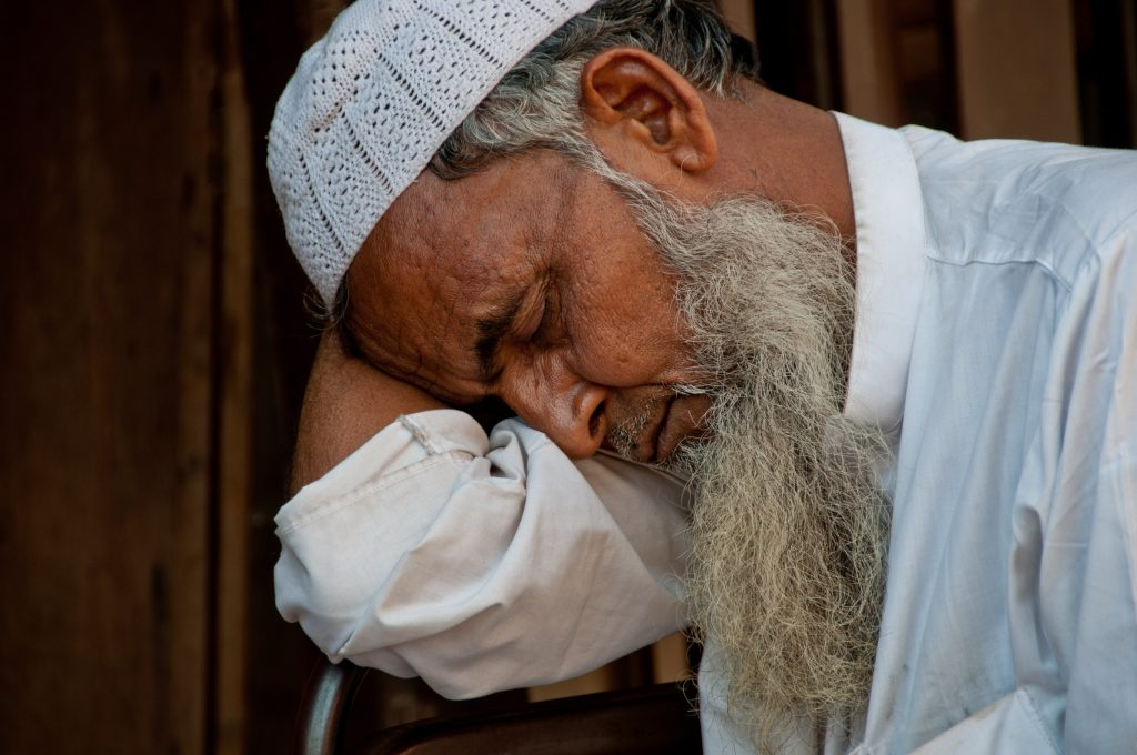 Muslim perspectives on grief and bereavement