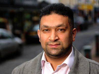 Facilitator Rizwan Ahmed (c) Bristol247