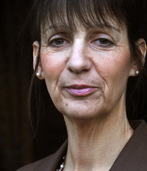 Facilitator Jane Harris