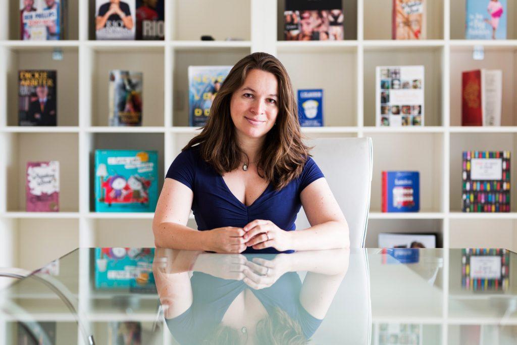 Facilitator Rachel Clarke (c) Laura Gallant