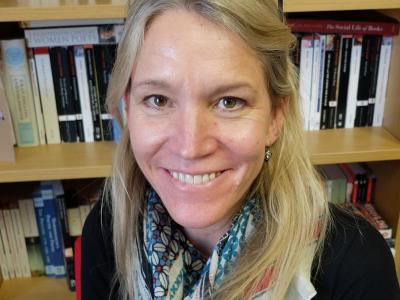 Facilitator Dr Lesel Dawson