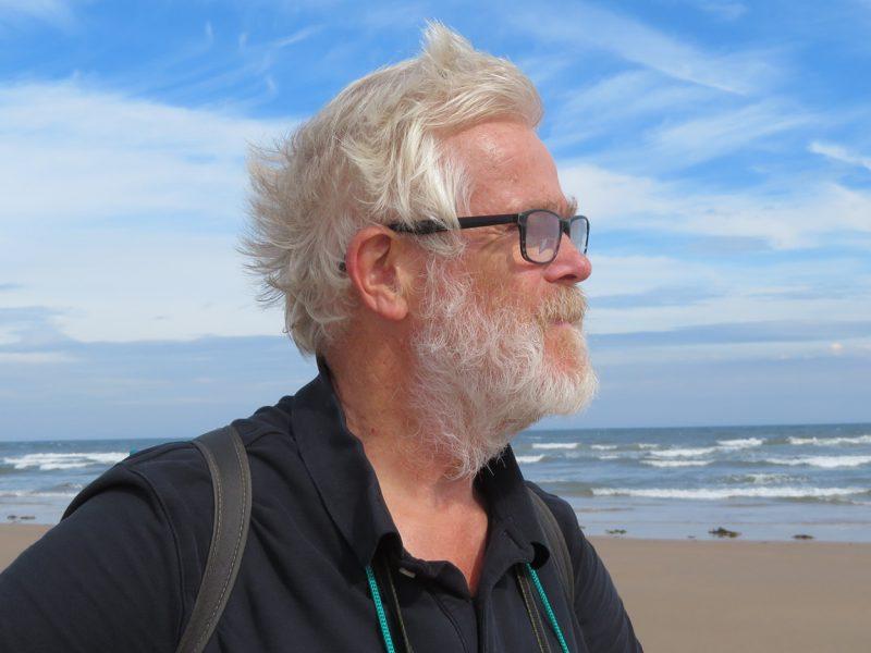 Christopher Somerville, Good Grief Speaker