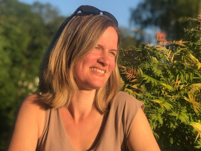 Good Grief Speaker, Mireille Hayden